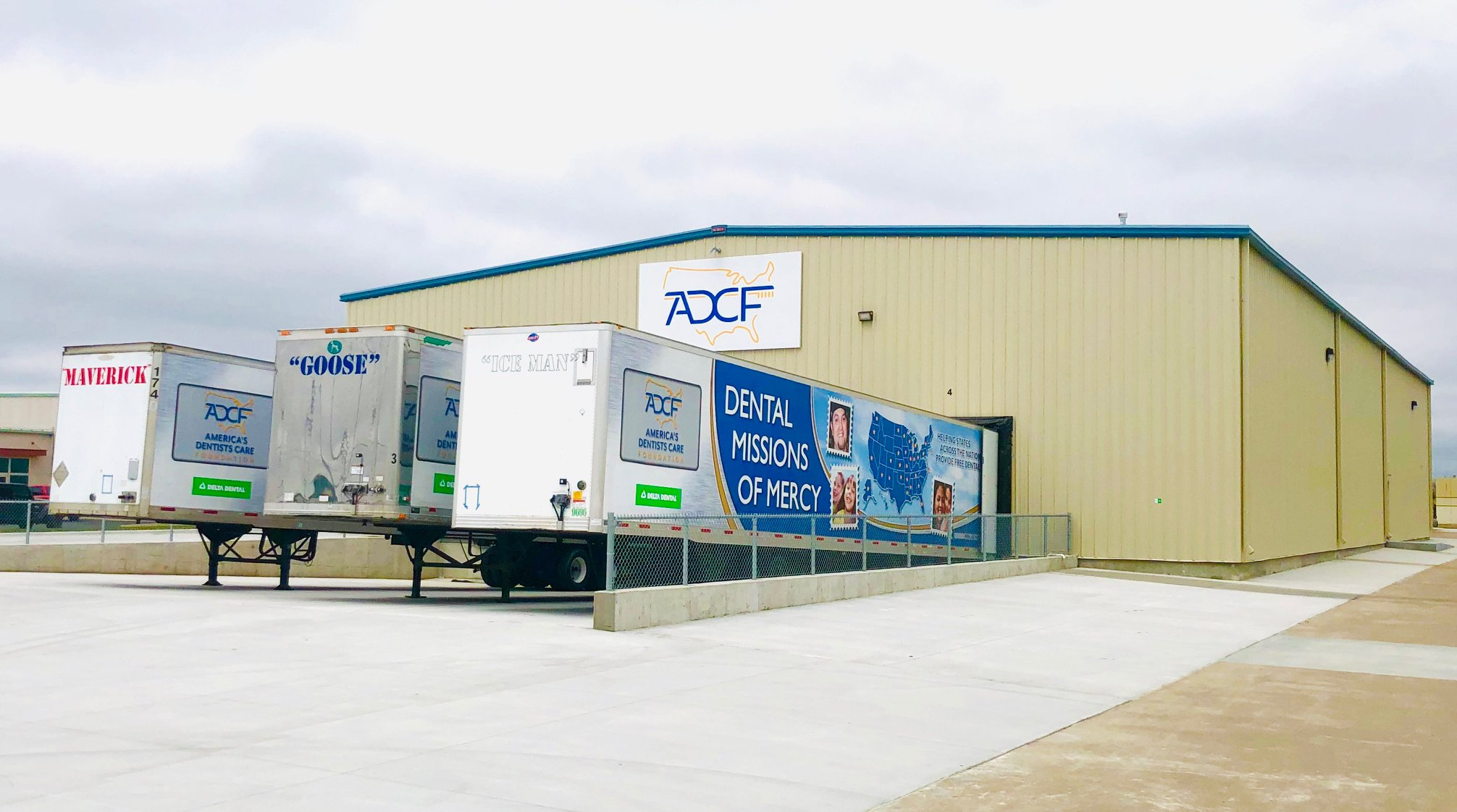 ADCF Trailers